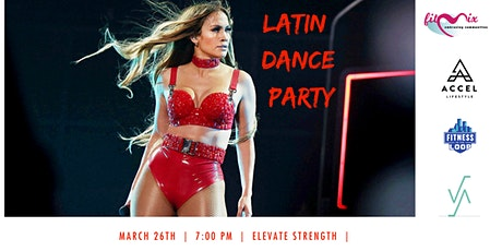 Latin Dance Party tickets
