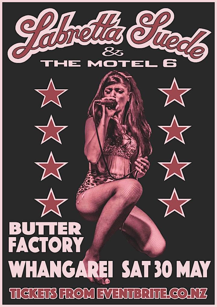 Labretta Suede & The Motel 6 image