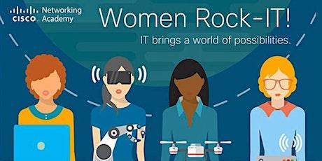 Women Rock-IT - Cancelled tickets