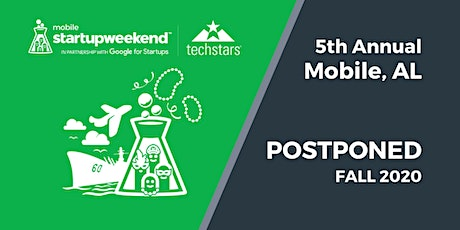 Techstars Startup Weekend Mobile 2020 tickets