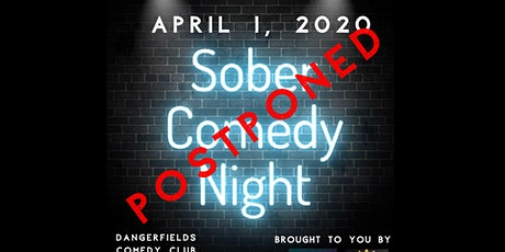 Sober Comedy Night tickets