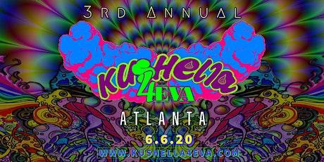 3rd Annual Kushella 4 Eva Music Festival & Bonfire tickets