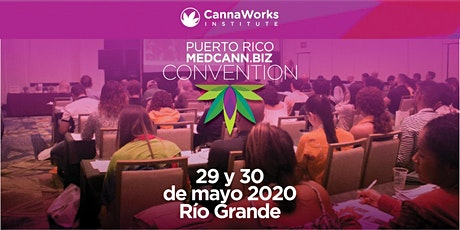 RESERVA Cannabis Training Camp at Puerto Rico MedCann.Biz Convention tickets