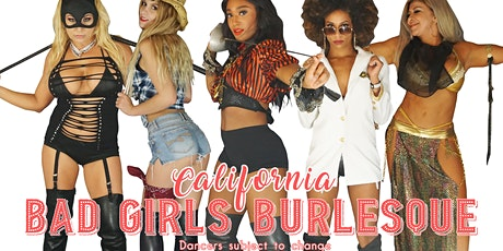 California Bad Girls Burlesque / Newport, OR / Moby Dicks tickets