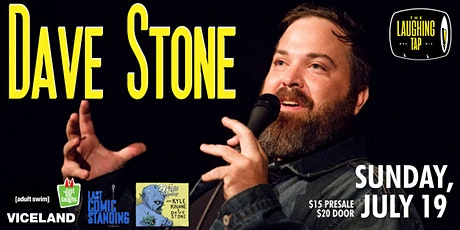 Dave Stone at The Laughing Tap tickets