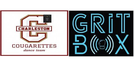College of Charleston Cougarettes Donation Class hosted by GritBox CHS tickets
