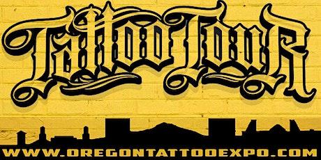 Oregon Tattoo Expo tickets