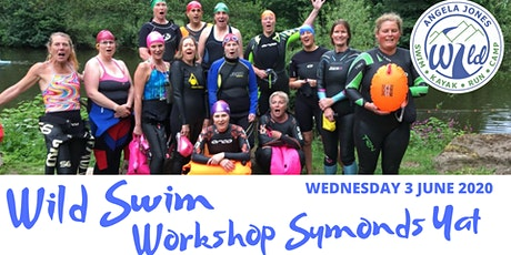 Wild Swim Workshop Symonds Yat tickets