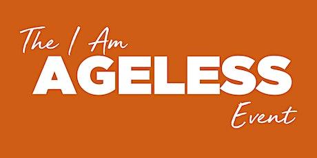 SHAG's I Am AGELESS Event tickets