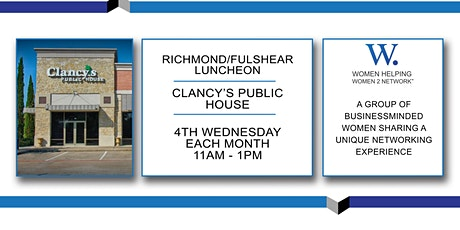 WHW2N - Richmond / Fulshear Luncheon tickets