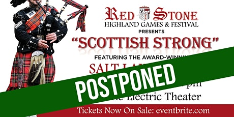 Scottish Strong! A Redstone Highland Games Concert tickets