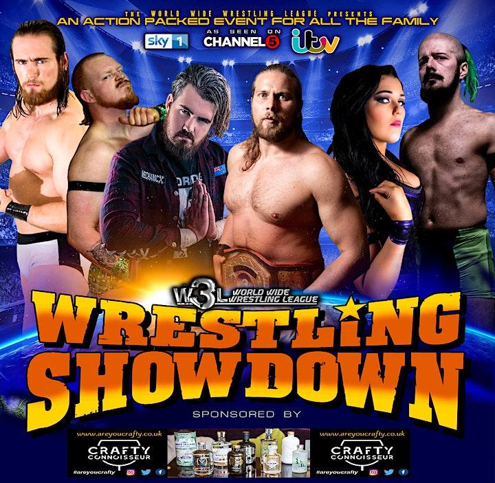W3L Wrestling Showdown image