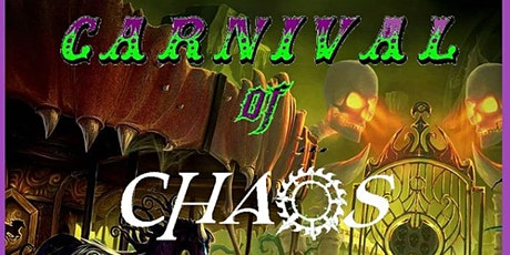 Carnival Of Chaos tickets
