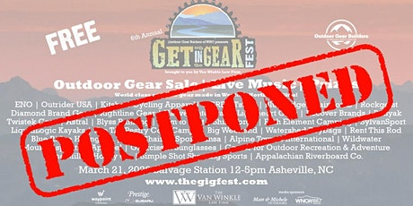 6th Annual Get In Gear Fest! tickets