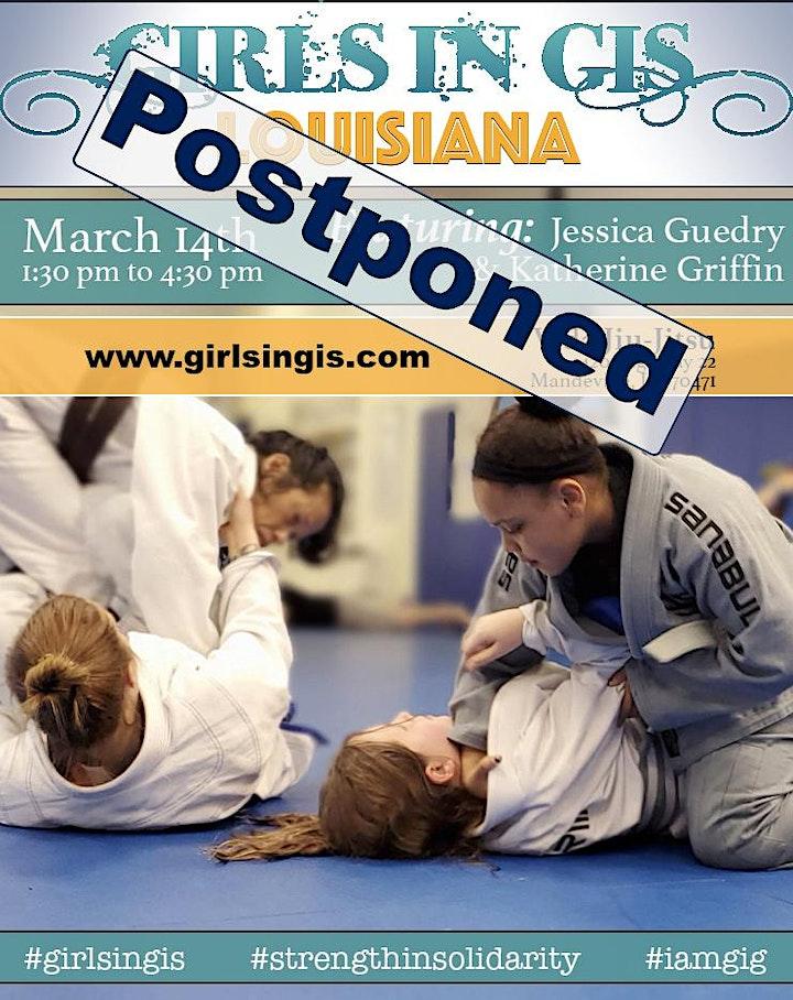 PostPoned Girls In Gis Louisiana-Mandeville Event image