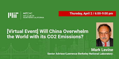 [Virtual Event] Will China Overwhelm the World with its CO2 Emissions? tickets