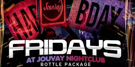 Fridays at Jouvay Nightclub #TEAMINNO tickets
