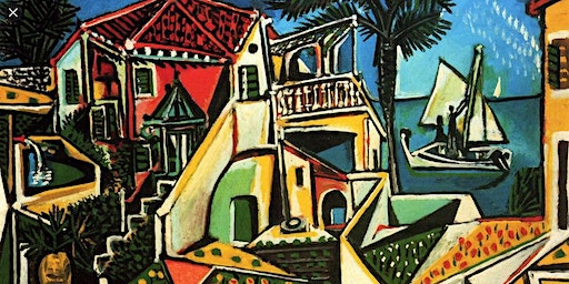 At-Home Painting Webinar: Through Picasso's Eyes
