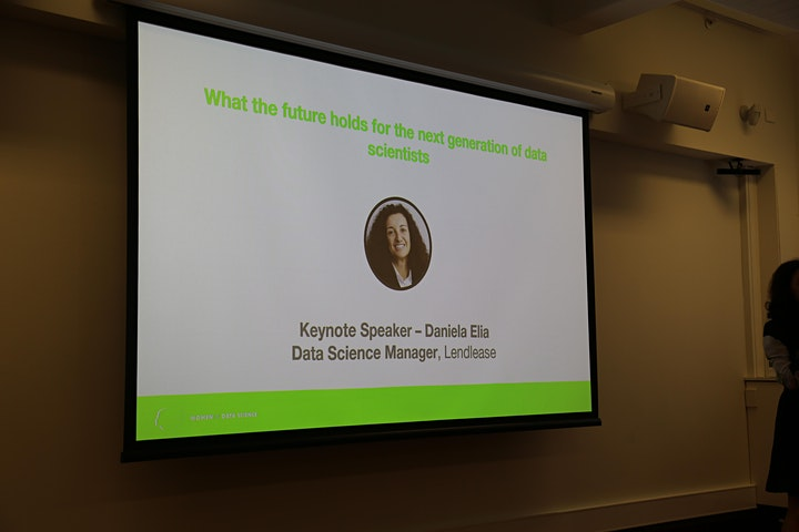 Women in Data Science Sydney Conference image