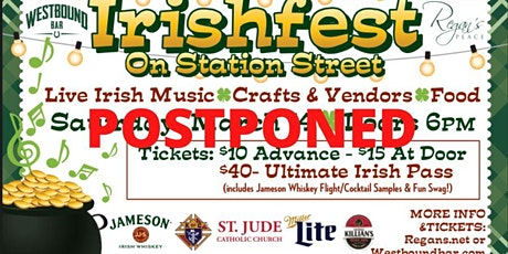 Irishfest on Station Street tickets