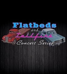 Flatbeds and Tailfins Concert Series logo