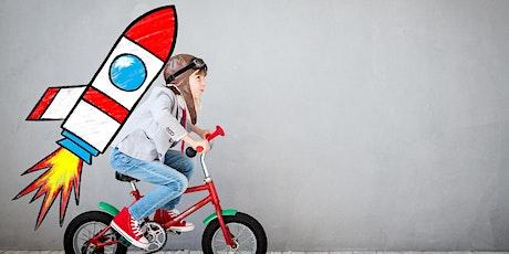 Unreasonable Kids™: Rocket Ideas Monday Meetups tickets
