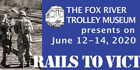 RAILS TO VICTORY 2020 WW2 Event tickets