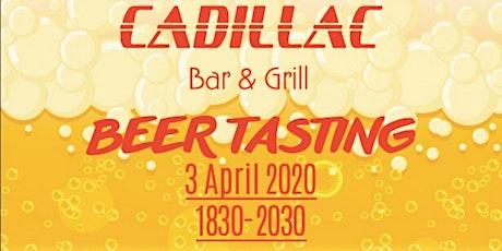 Liquid Assets x MyiCellar 啤酒 tasting tickets