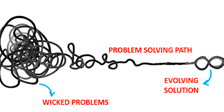 ONLINE MINDSHOP™| Solve Wicked Business Problems with Lean Tactics bilhetes