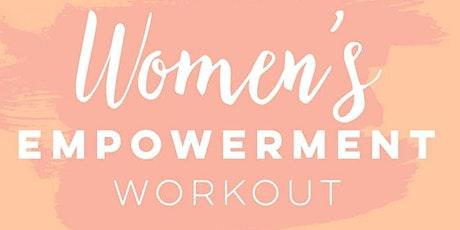 Women's Empowerment Workout tickets