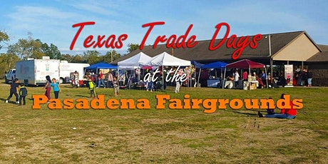 August Pasadena Market | Texas Trade Days tickets