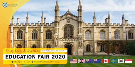 The Premium Local & Overseas Education Fair 2020 tickets