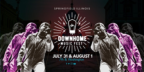 2020 Downhome Music Festival Volunteer Sign Up tickets
