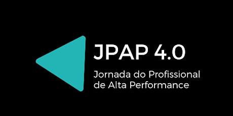JORNADA DO PROFISSIONAL DE ALTA PERFORMANCE 4.0 ingressos