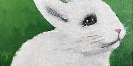 TEMPORARILY POSTPONED Kids & Grown-Ups Bunny Paint Party at Brush & Cork tickets