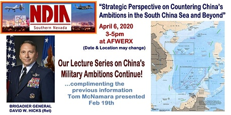 Countering China's  Ambitions in the South China Sea tickets