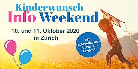 Kinderwunsch Info Weekend tickets