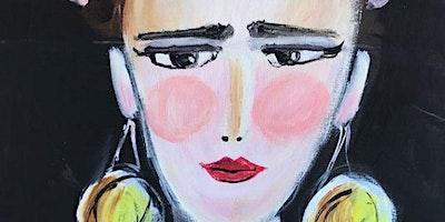 Paint Night in Sydney: Lovely Frida