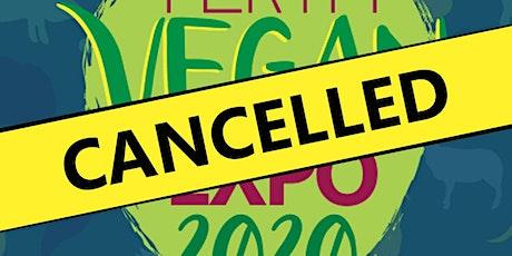 Perth Vegan Expo 2020 tickets