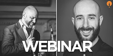 [WEBINAR] How to Give a Killer Presentation with Andrea Pacini and Jimmy Cannon tickets