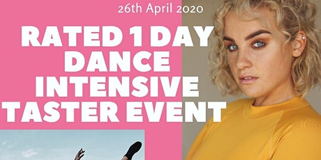 Rated 1 Day Dance Taster Event  tickets