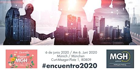 2. Encuentro para empresari@s, influencers & bloguer@s hispanos Tickets