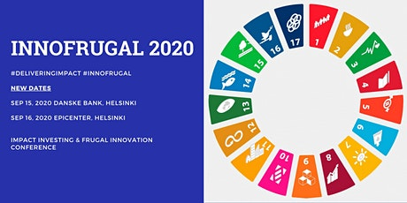 InnoFrugal 2020 tickets