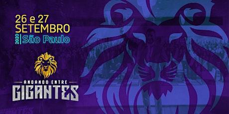 Andando entre GIGANTES – [SÃO PAULO] - 6ª Edição ingressos