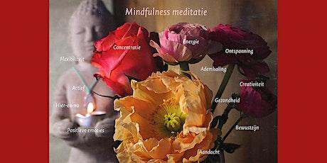 Mindfulness, iets voor mij? Een introductie tickets