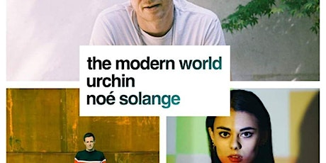 The Sound Sniffer: The Modern World / Urchin / Noé Solange tickets
