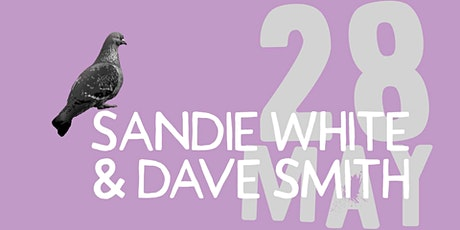 Sandie White & Dave Smith: Chasin' The Bird @ Pigeon Lane tickets