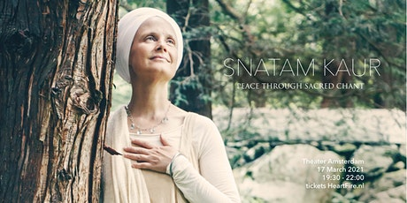 Snatam Kaur in Concert - NEW DATE ! tickets