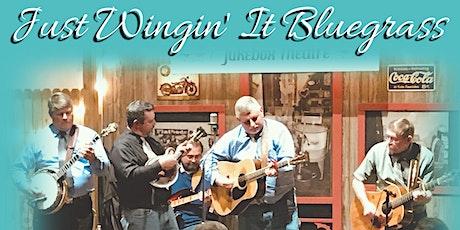 POSTPONED - Just Wingin' It Bluegrass tickets