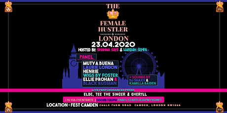 The Female Hustler London tickets